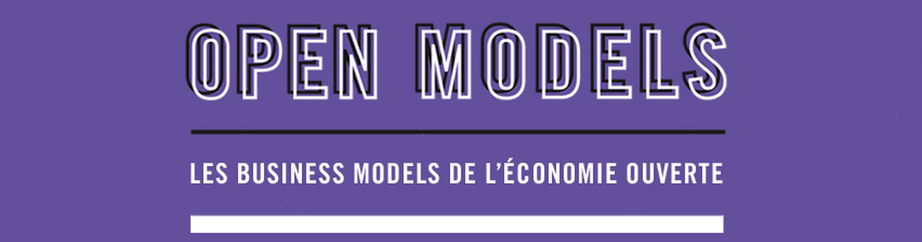 """Sortie du livre """"Open Models"""" : comprendre les modèles économiques de l'Open. feature image"""